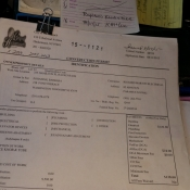 01 Approval sticker and construction permit