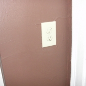 04 New outlets in the living room
