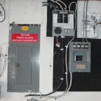 Generator Manual Transfer Switch Installation
