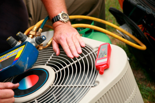 Air Conditioner Refrigerant Freon Leaks