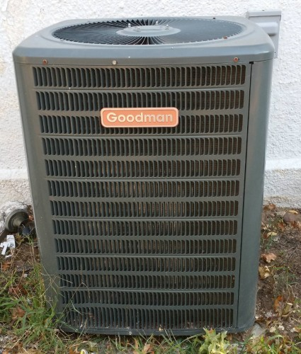 Central Air Conditioning Forced Hot Air Heating Systems