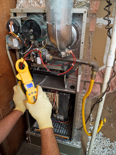 Forced Hot Air Heating Systems Repairs and Replacement