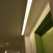 Hall Lighting on Each Floor For 8 Story Apartment Building