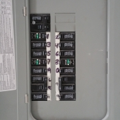 Typical Electrical Panel For Each Apartment