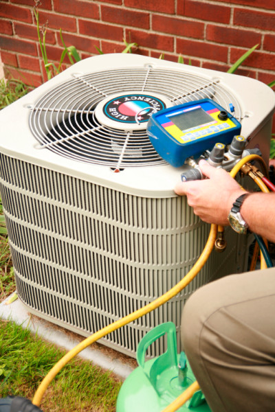 Central Air Conditioning System Repairs & Replacement